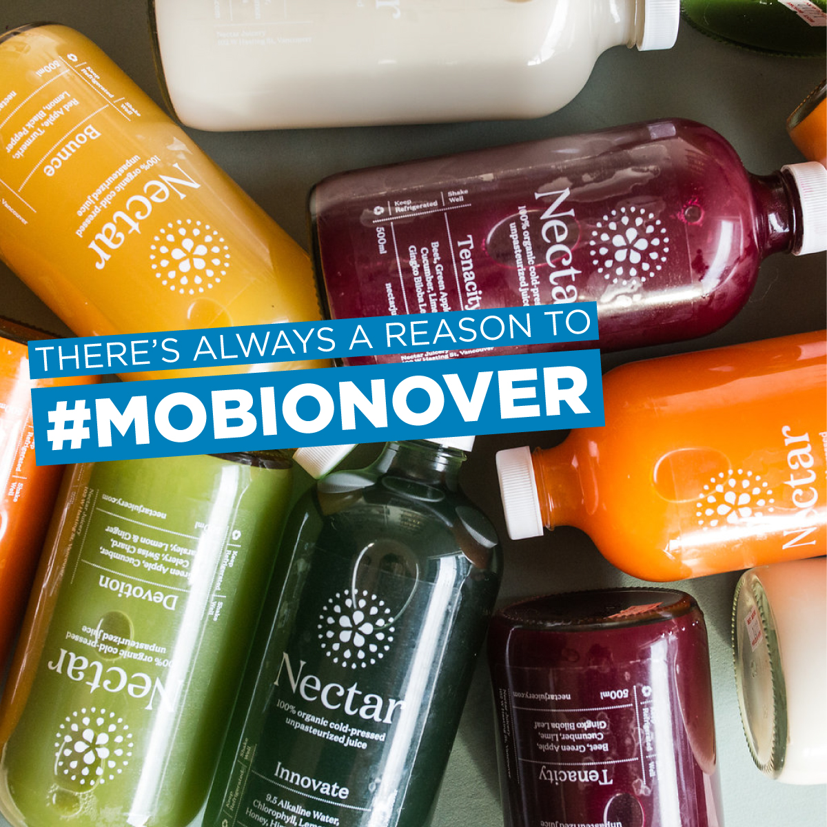 There\'s always a reason to #Mobionover | Vancouver Bike Share | Mobi