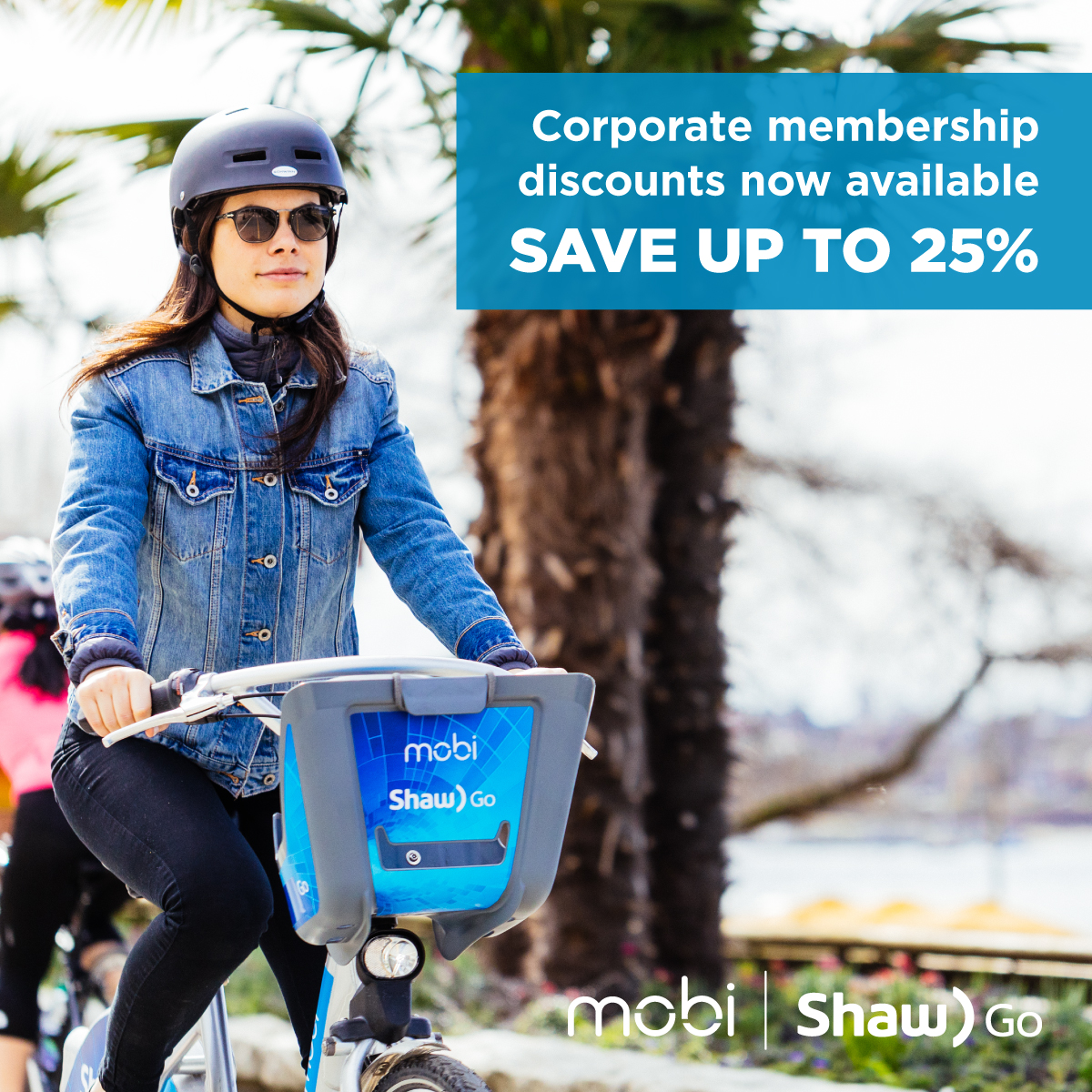 Discounted Memberships Are Now Available: Mobi by Shaw Go presents