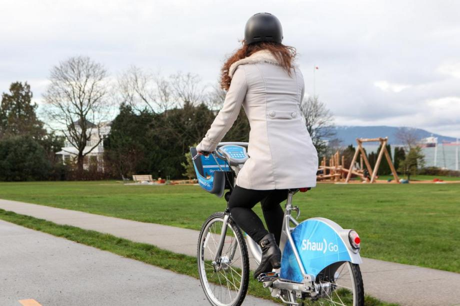 c46b26e1c57 Day Pass User Guide : Everything you need to know! Thank you for joining  Mobi by Shaw Go, Vancouver's bike share program!